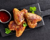 roasted chicken wings PW8T4UF - Merguez