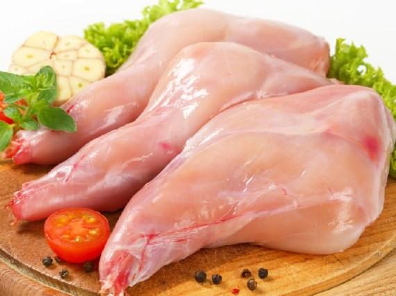 lapin - Cuisse de lapin surgelée