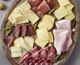 plateau raclette - Gyros