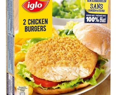 Chicken Burgers x2 200g A copie 2 - Chicken burgers
