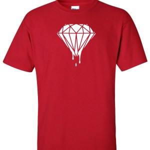 BLOOD DIAMOND red