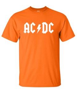AC DC orange