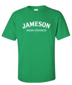 JAMESON green