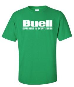 buell green