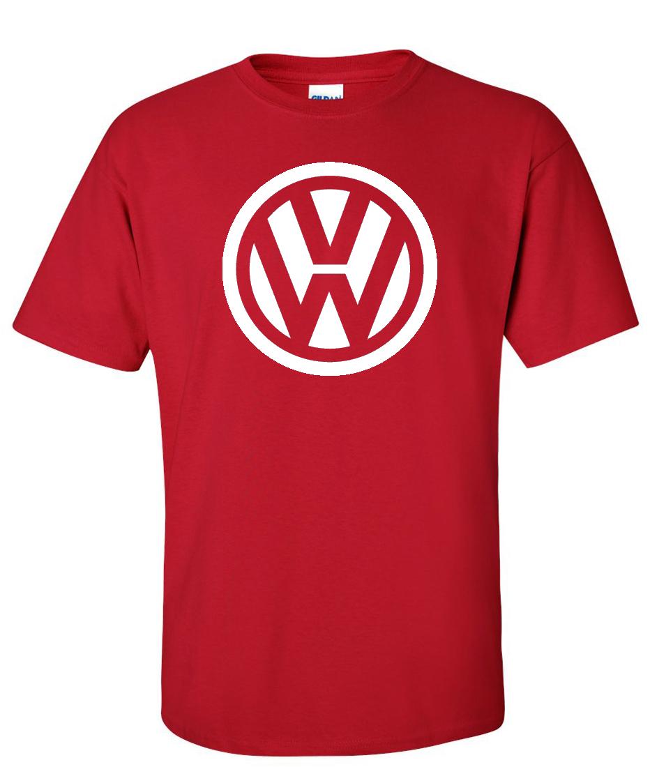 volkswagen vw logo graphic t shirt supergraphictees. Black Bedroom Furniture Sets. Home Design Ideas