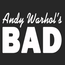 Any Warhols Bad Black