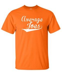 average joes orange