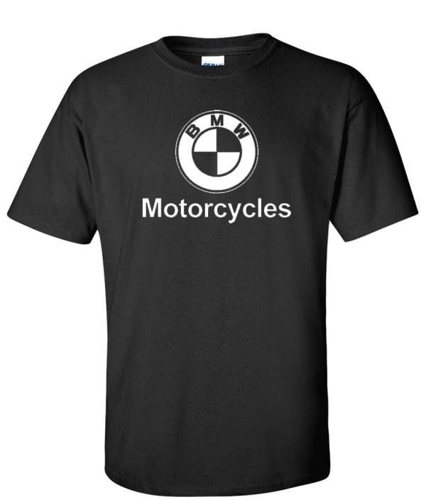 BMW Motorcycles Logo T-Shirt