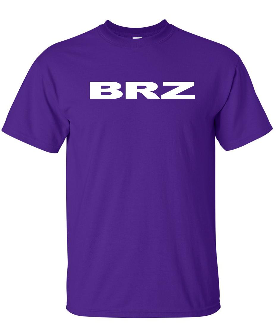 subaru brz logo graphic t shirt supergraphictees