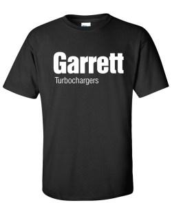 garrett turbochargers black