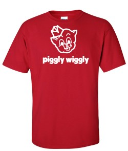 piggly wiggly Red