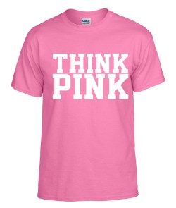 think pink pink