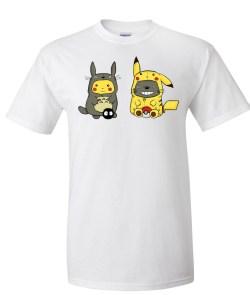 totoro pokemon white