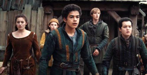 Lettera al Re su Netflix: trama e cast della serie Tv fantasy