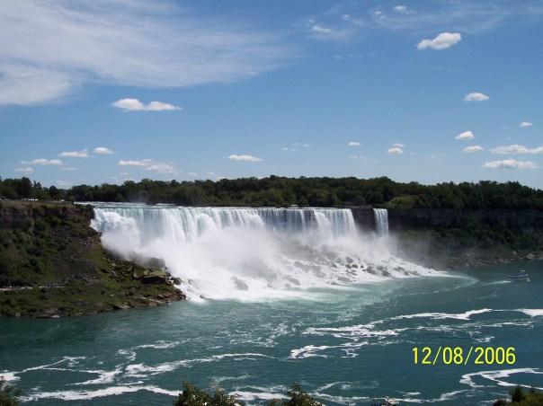 Da, am fost si la Niagara