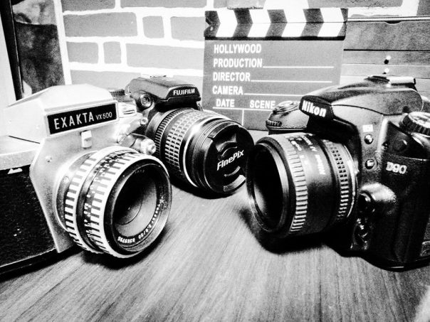 Exakta Nikon Fuji
