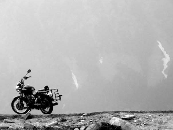 India Himalaya Royal Enfield