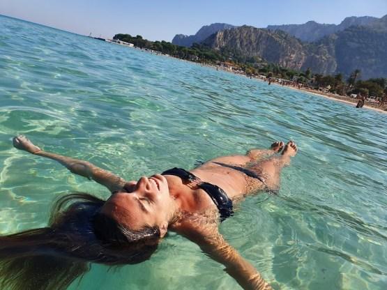 Gulia în Paradis - Mondello Beach - Palermo