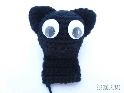 Sew On Cat Basket Ears