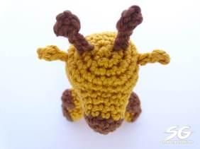 Giraffe Ears and Horns Top