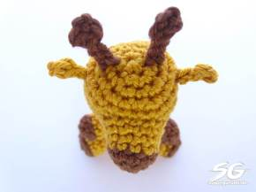 Giraffe Ears and Horns Top