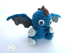 Little Crochet Dragon