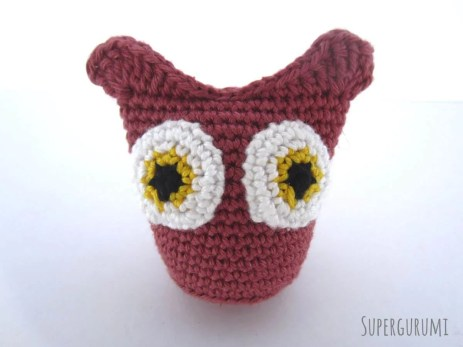Owl Eyes Front