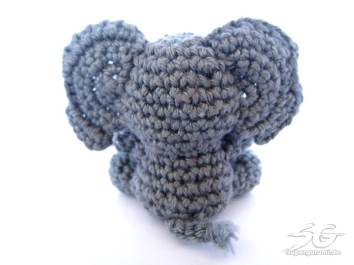 Sew On Elephant Ears Back