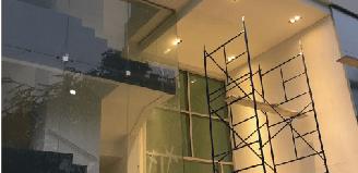 Edificio Nova 179: últimos trabajos