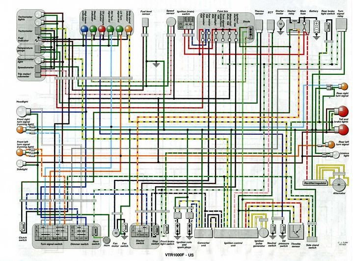 08 Yamaha R1 Wiring Diagram - Wiring Diagram on parts for 2001 r1, 2001 suzuki r1, 2001 kawasaki r1,