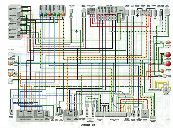 on r1 tail light wiring diagram for