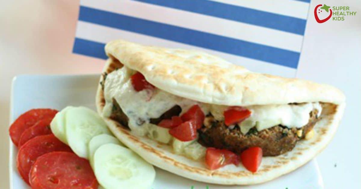 Healthy Greek Gyro Recipe Healthy Ideas For Kids