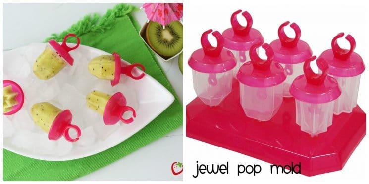 Jewel Pop Mold