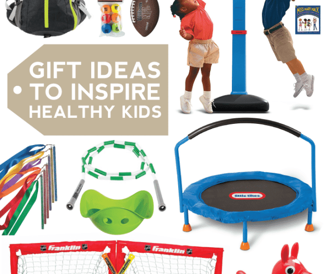 Gift Guide  Gift Ideas To Inspire Healthy Kids Inspire Kids To Live A