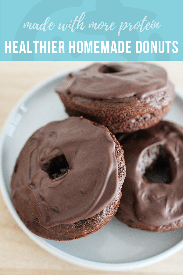 Healthier Chocolate Donuts   Healthy Ideas and Recipes for Kids