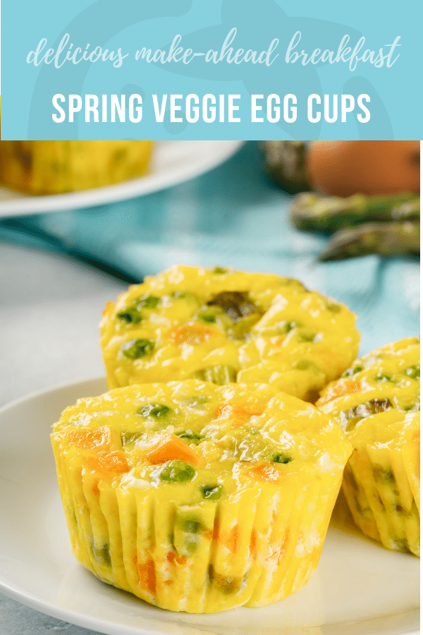 Spring Veggie Egg Cups | Healthy Recipes and Ideas for Kids