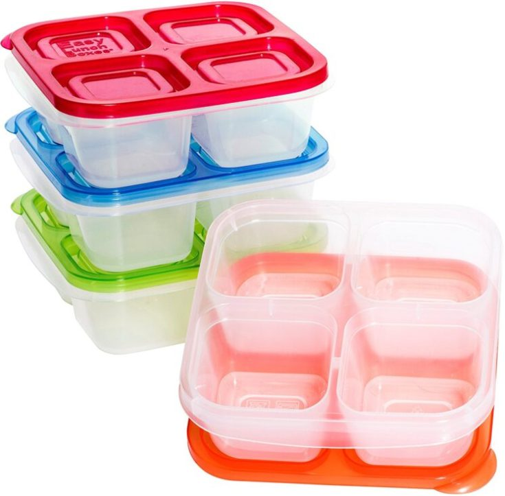 easylunchboxes snack boxes