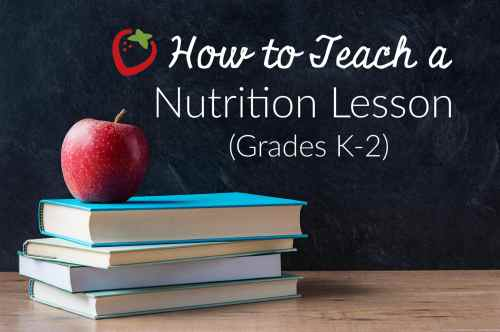 small resolution of How to Teach a Nutrition Lesson (Grades K-2) - Super Healthy Kids