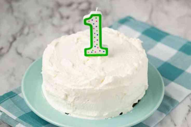 no sugar added cake for birthday