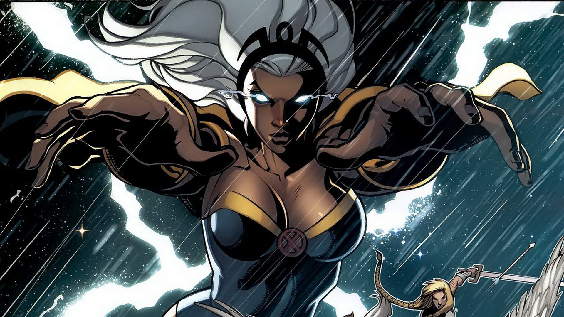 Storm X Men Wallpaper 63 Images: How X-Men Helped Me Overcome PTSD