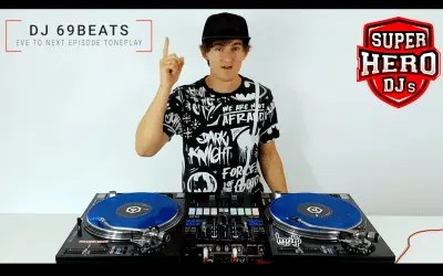 DJ 69BEATS – Next Episode Toneplay