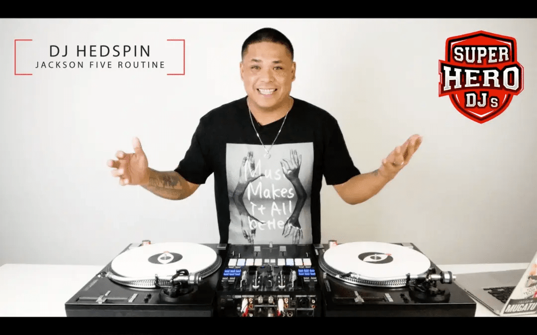 DJ HEDSPIN – ABC Routine