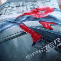 Spider Man Bedding Set Twin queen King size | Super Heroes ...