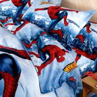 The Amazing Spider Man Comforter Set Twin queen King Size ...