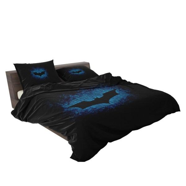 Batman Symbol Bedding Set Super Heroes