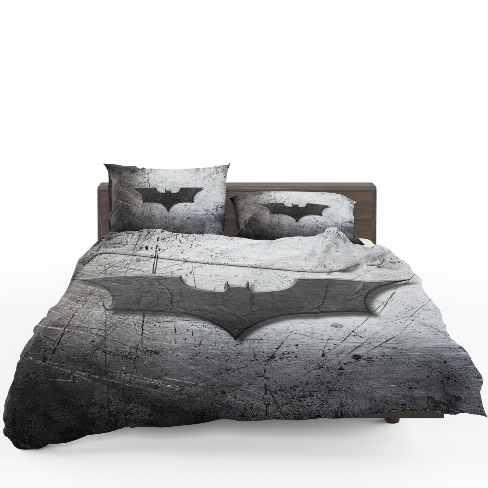 DC Comics Batman Logo Bedding Set  Super Heroes Bedding