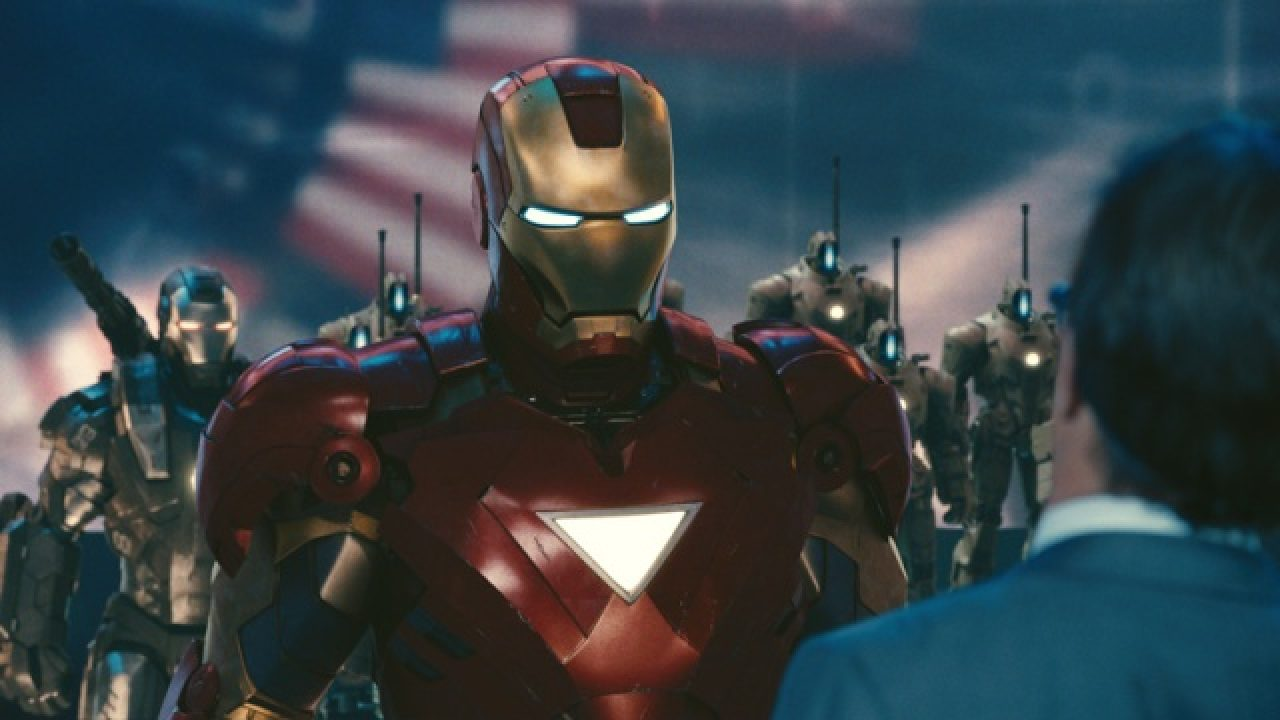 review iron man 2