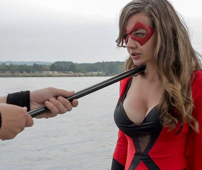 Superheroine Excelsia 2 from The Battle for the Earth