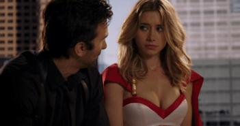 Retro Girl in costume on Powers, Season 2
