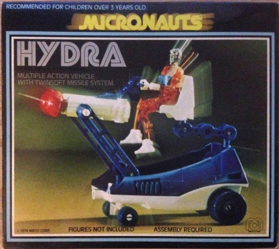 Micronauts Hydra Package